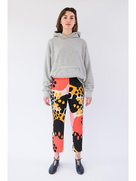 Issey Miyake Wild Life Spotted Trouser