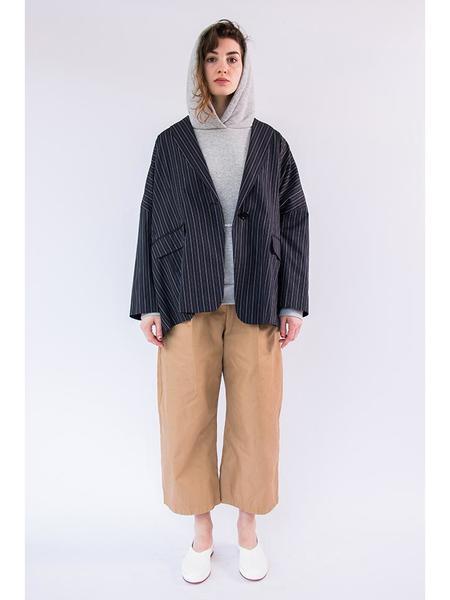 Maison Margiela MM6 Striped Jacket