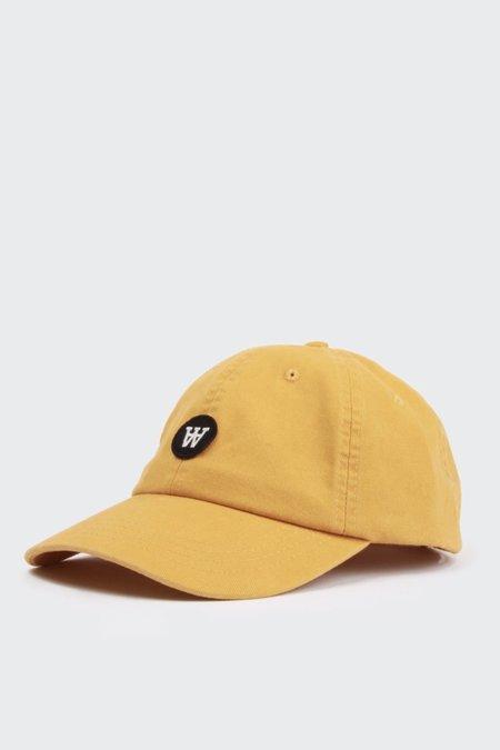 Wood Wood Eli Cap - Yellow