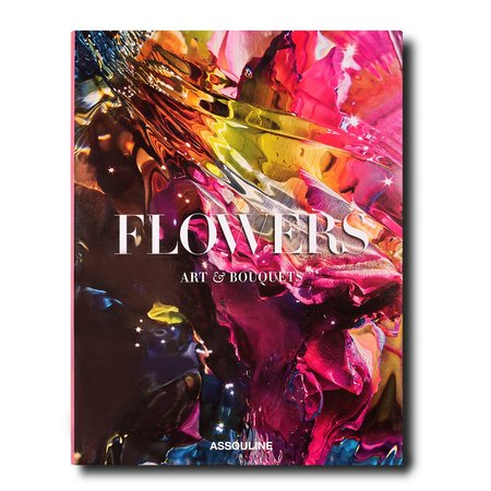 Assouline Flowers: Art and Bouquets