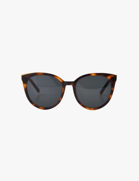A.D.S.R. Sugar Sunglasses - Havana Brown/Gold