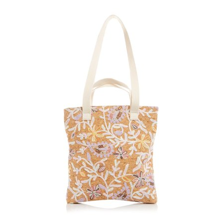 Marie Turnor The Simple Tote - Paisley Cork