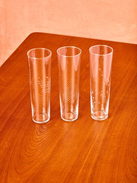 Coming Soon Champagne Flutes (set of 6)