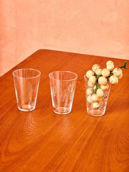 Coming Soon Wine or Water Glasses