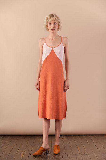 House Dress Orangi Slip Dress