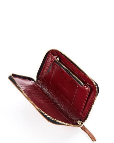 Ceri Hoover Large Zip Wallet