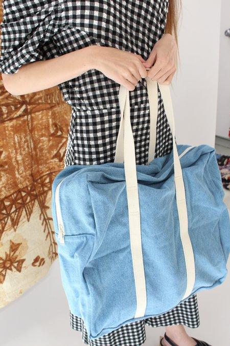 BAGGU Safari Bag Washed Denim