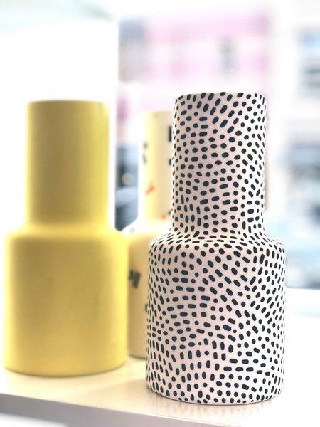 The Granite Spotted Epoca Vase