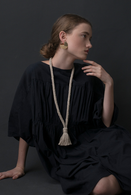 Vestige Story Ashura Cotton Dress