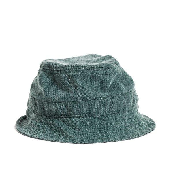 Corridor Bucket Hat Broken Twill - Green