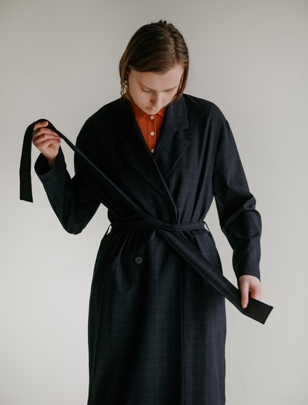 Norse Projects Alvira Grid Trench