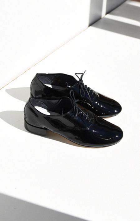 Repetto Zizi Oxford - Black Patent