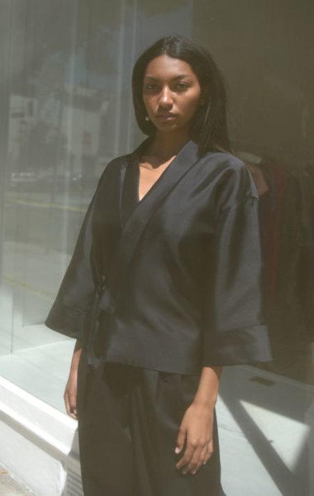 Jasmin Shokrian Martial Artiste Judo Jacket