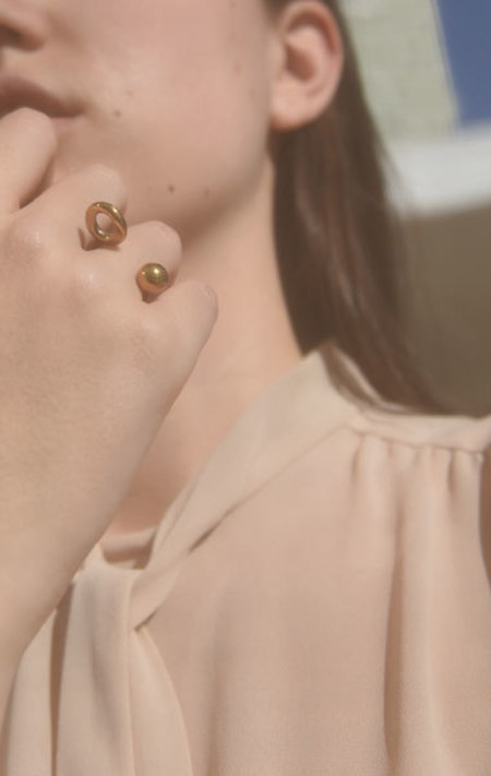 Mary Ping x Piece A Conviction Minaret Ring