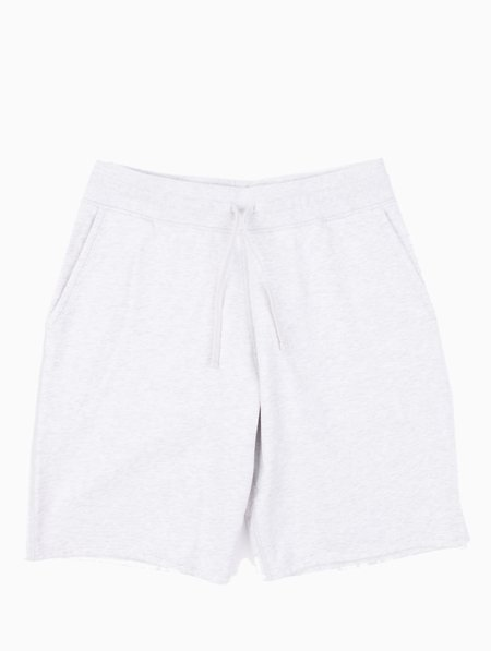 Reigning Champ Midweight Terry Sweatshort - Heather Ash