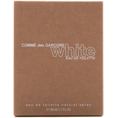 Comme des Garçons White Eau De Toilette / 50ml Spray