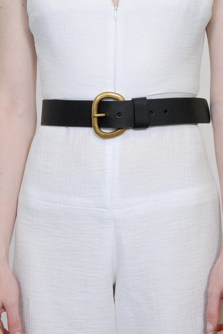 Rachel Comey Estate Belt - Black