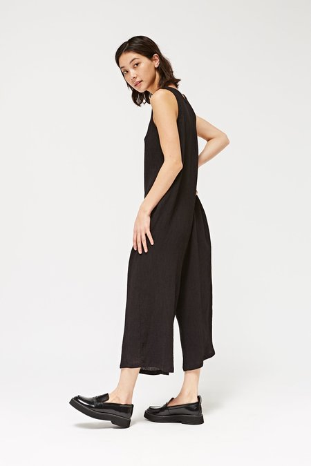 Lacausa Elderflower Jumpsuit - Tar