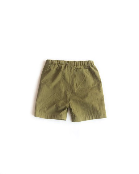 Kids Telegraph Ave Classic Shorts - Cyprus Green
