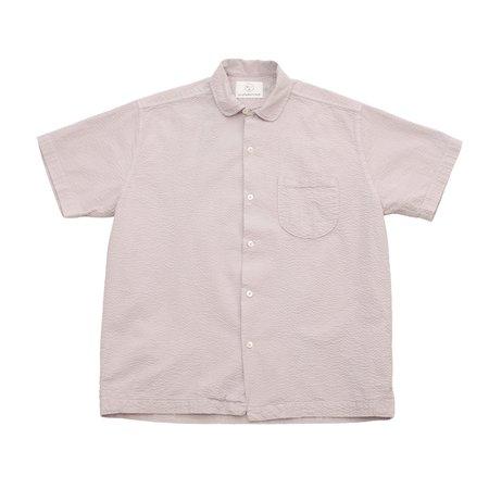 Unisex Olderbrother Geri Shirt - Pink Hibiscus