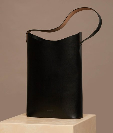 Building Block Wave Tote - Black