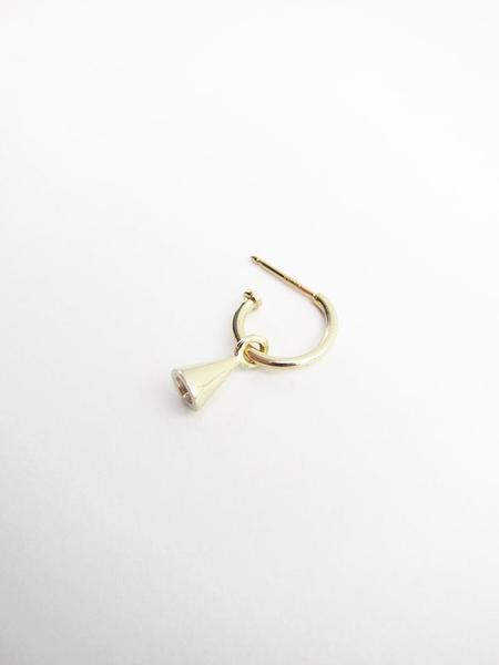 Quarry Karel Hoop Earring