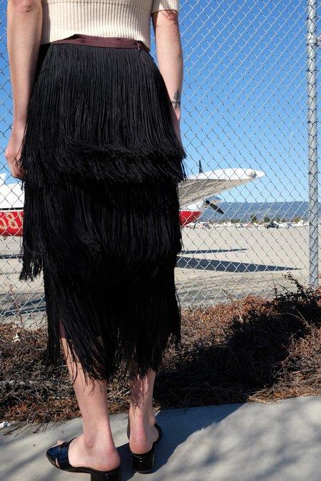 Rachel Comey Gyre Skirt Black