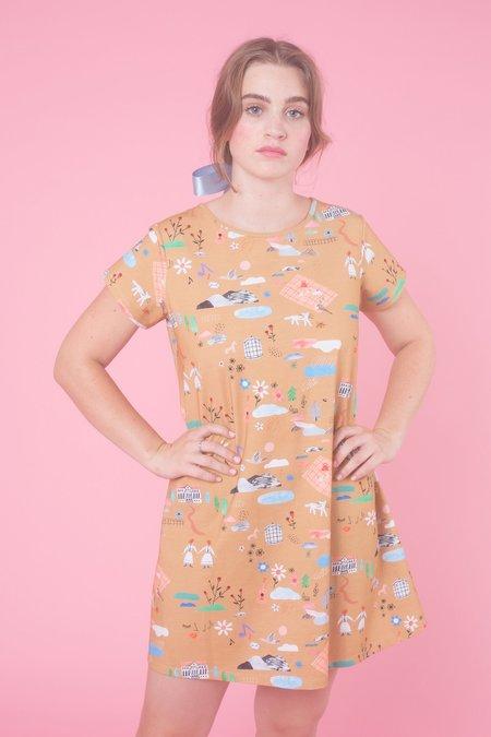Samantha Pleet Nocturne Dress