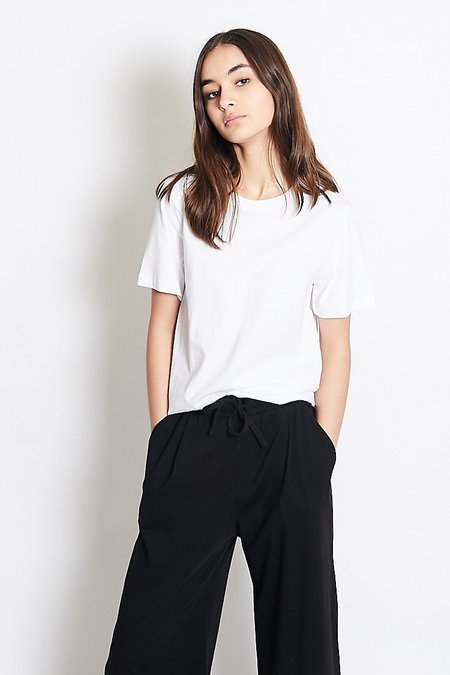 Kowtow Building Block Classic Fit Tee - White