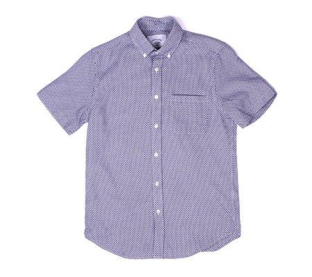 Portuguese Flannel Carapau Short-Sleeve Shirt