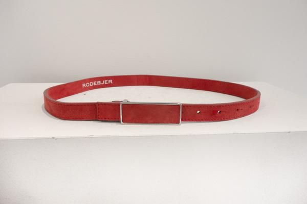 Rodebjer Red Belt