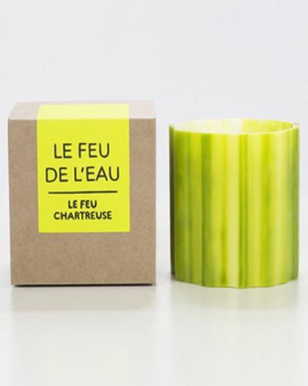 Le Feu De L'eau Chartreuse: Cedar & Frankincense
