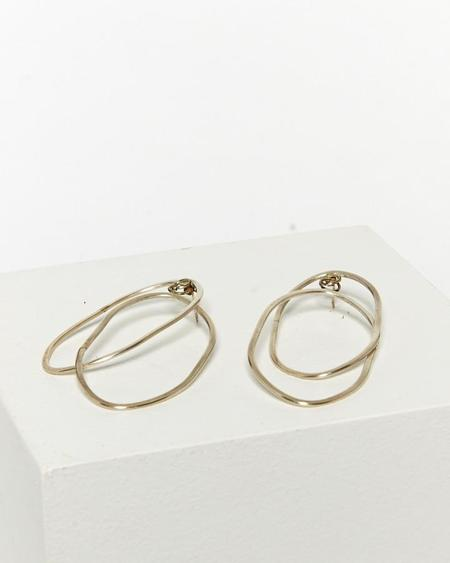 RBC Double Hooped Earrings