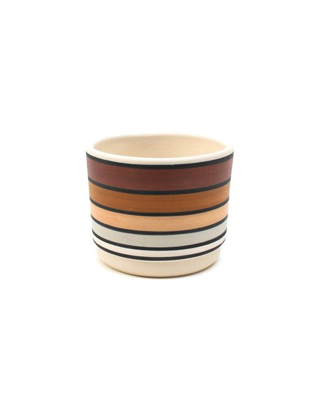 CLAYSTREET CERAMICS Small Planter - Desert
