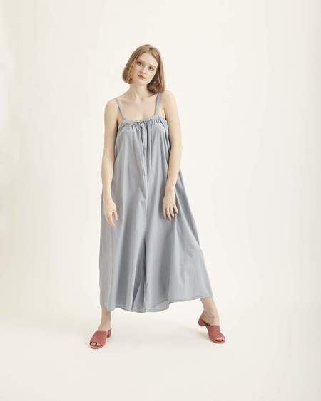 Revisited Matters Marsella Jumpsuit in Blue