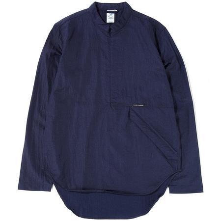 Garbstore Co-op Pullover Shirt - Navy