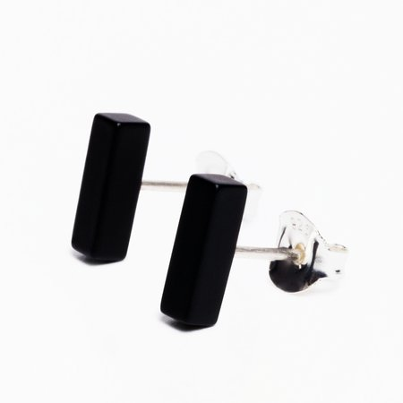Ming Yu Wang Bar Earrings