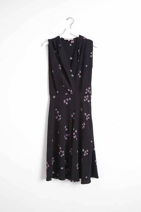 Vanessa Bruno Athe Itol Dress Noir