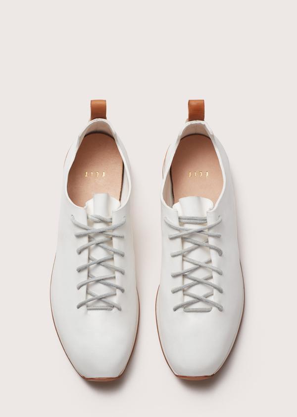Women's Runner - White