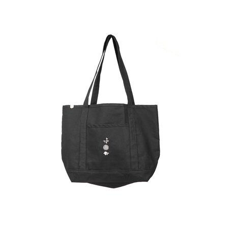 Maple Grocery Tote - Black