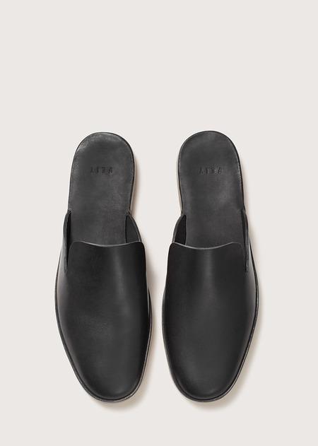 FEIT Hand Sewn Mule - Black