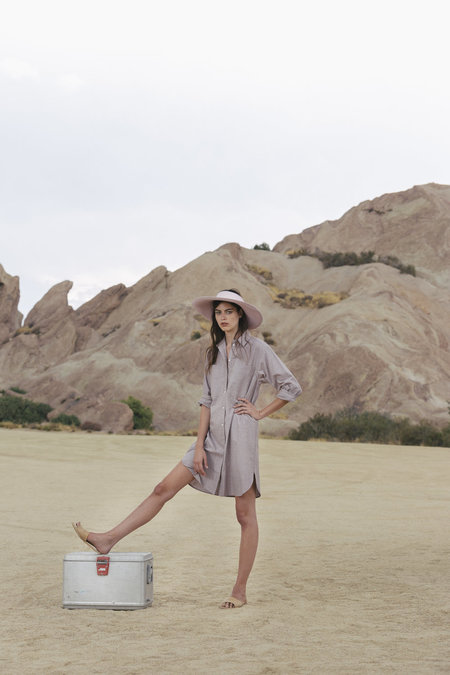 Carleen Roadtrip Shirtdress