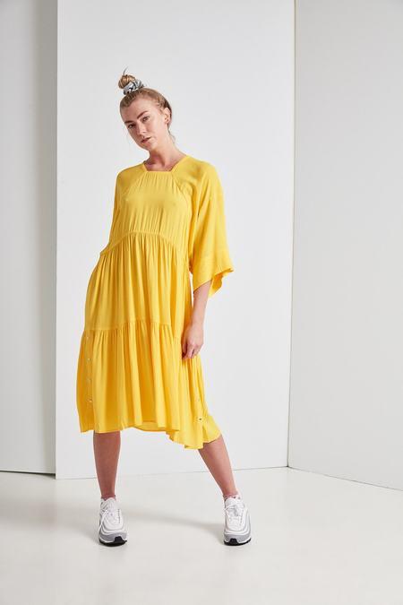 LF Markey Richard Dress - Sunflower