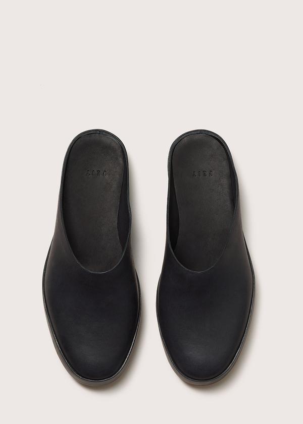 Men's Ballet Mule - Black
