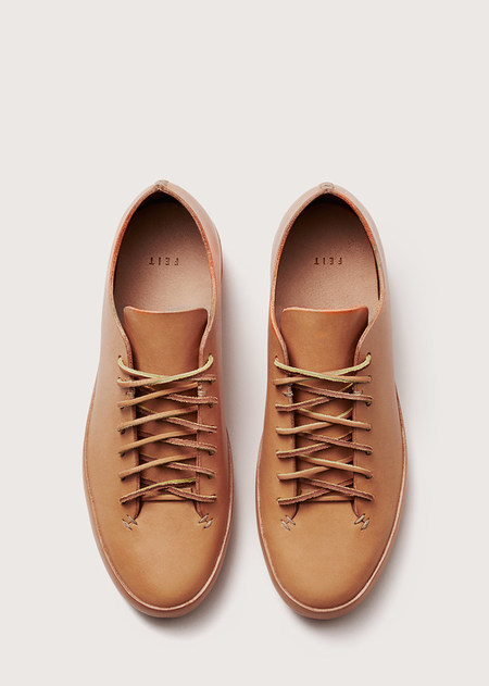 FEIT Hand Sewn Low - Natural