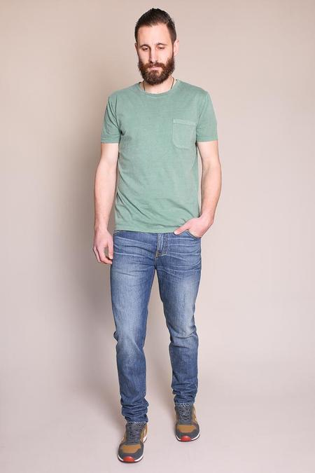 Raleigh Denim Workshop PFD T-Shirt in Green