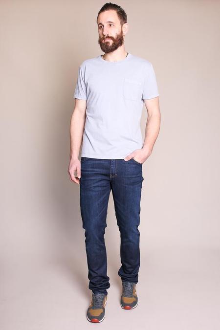 Raleigh Denim Workshop PFD T-Shirt in Grey