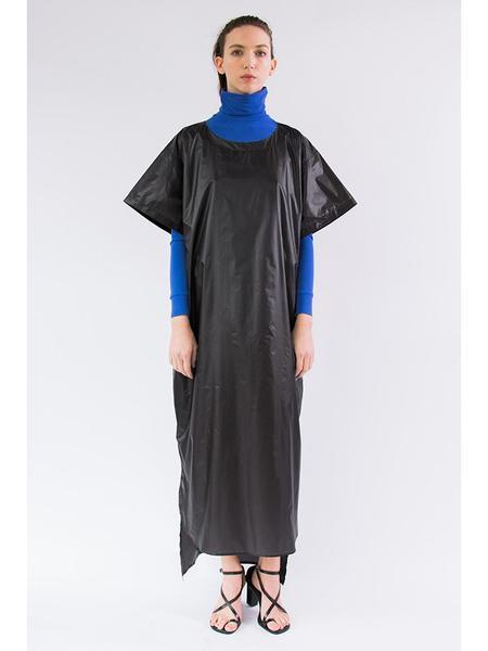 Dumitrascu Ripstop T-Shirt Dress - Anthracite