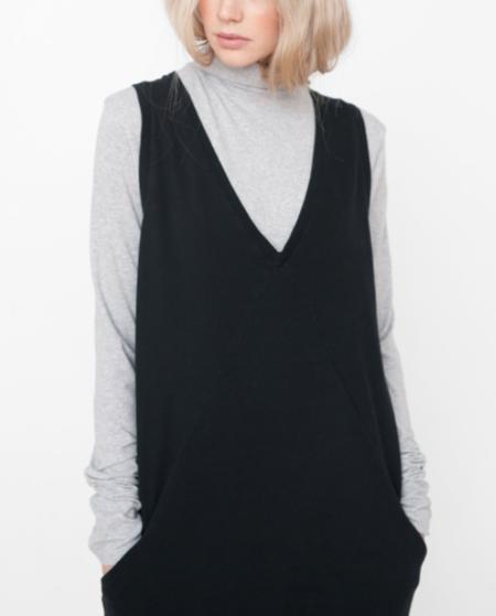 Beaumont Organic Addilyn Organic Cotton Dress - Black