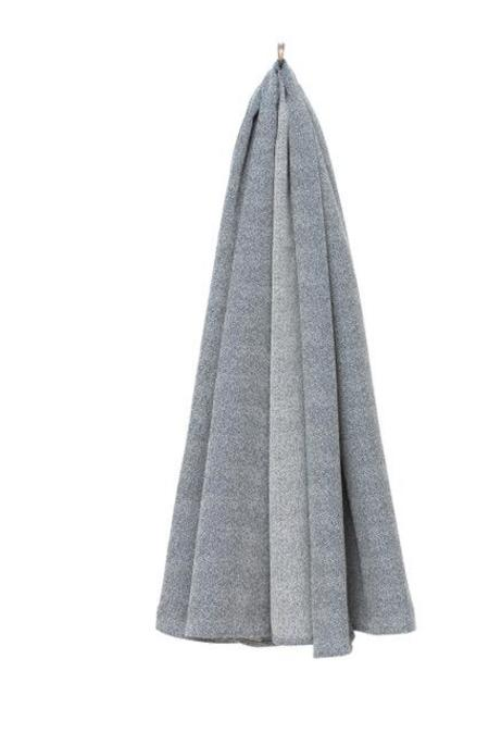 Fouta Sablé Bath Towel - Dark Blue